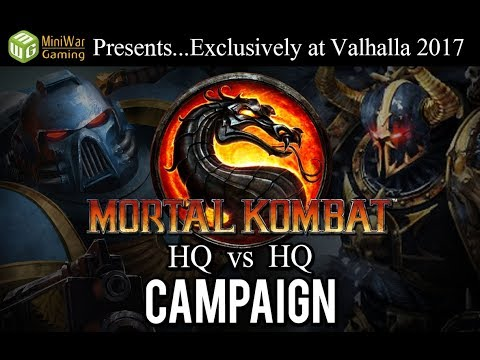 Mortal Combat Character Battles Mini Campaign Competition