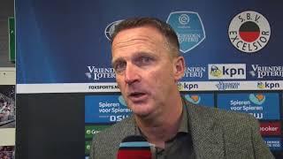 Video Gol Pertandingan Excelsior vs AZ Alkmaar