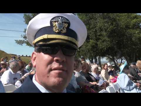 Port Chicago Disaster Memorial 2015 Chaplain Interview