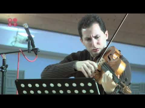 Antoine Tamestit (Part 2) Schnittke Shostakovich - viola masterworks