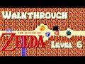 The Legend Of Zelda NES Gameplay Full Walkthrough Of Level 6 Dungeon mp3