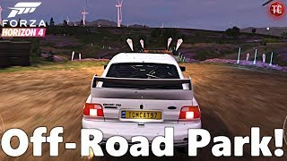 Forza Horizon 4: FULL GAME! Off-Road Park Tour! Jumps and Drifting Gameplay
