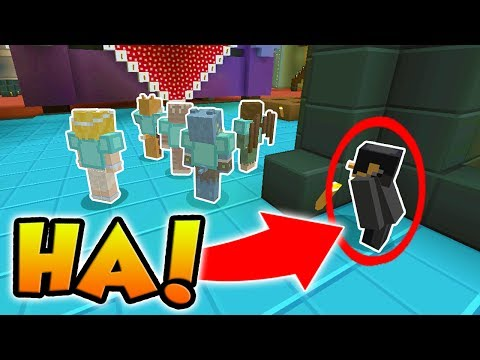 THE ULTIMATE ESCAPE IN MINECRAFT HIDE AND SEEK!