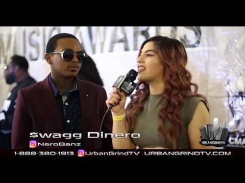 36th Annual Chicago Music Awards Red Carpet with $wagg Dinero