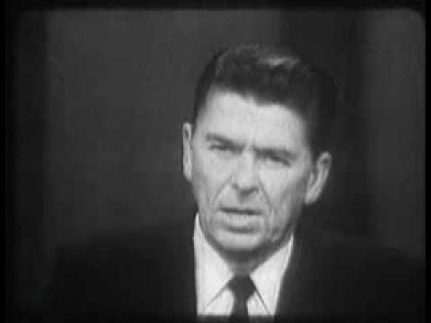 Ronald Regan on Self Government