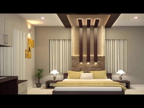 Dreamy And Luxurious Bedroom Design - Bedroom Interior Decorating Ideas