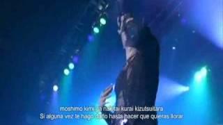 Una de mis canciones favoritas de Gackt, con una preciosa letra sub...