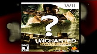 Pseudo-Critique : Uncharted Wii ?