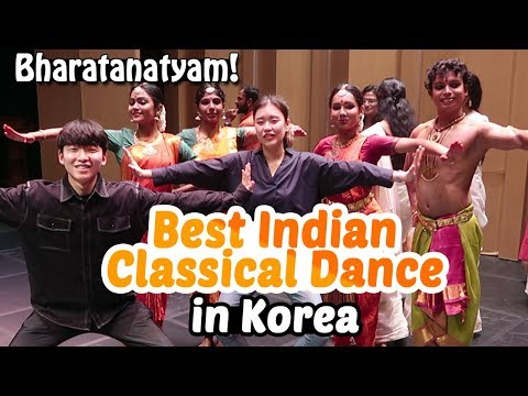Best Of Indian Classical Dance In Korea│Bharatanatyam, Odissi, Kathak│Indian Culture Festival