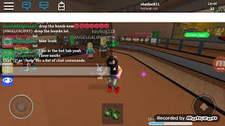EPIC MINI GAMES ON ROBLOX MY USERNAME IS shadae811 add me if y'all play