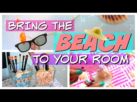 DIY Summer ROOM DECOR 2016! BEACH Themed<a href='/yt-w/ShH2P6ULLSY/diy-summer-room-decor-2016-beach-themed.html' target='_blank' title='Play' onclick='reloadPage();'>   <span class='button' style='color: #fff'> Watch Video</a></span>