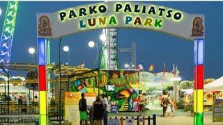 Кипр Айя Напа Луна парк Cyprus Ayia Napa Luna park