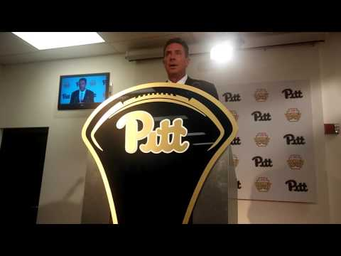 Jimbo Covert, Dan Marino, Tony Dorsett talk about Pitt