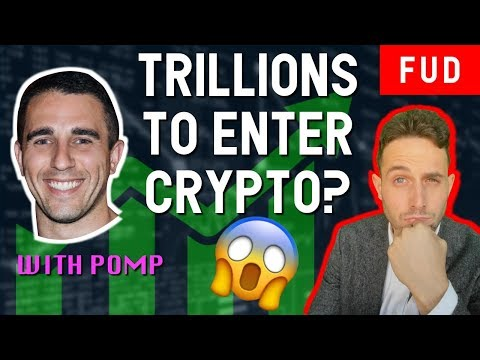 TRILLIONS TO ENTER BITCOIN? Crypto fund manager on institutional investors, STOs, DApps & Regulation