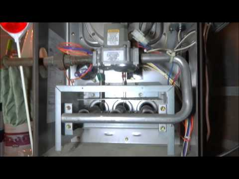 hvac : gas furnace no heat or air conditioning