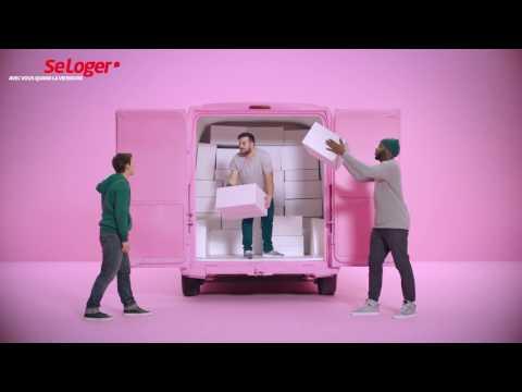 SeLoger, avec vous quand la vie bouge
