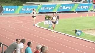 Anna Gehring mit eindrucksvollem Solo | 5000 Meter | U23 DM Leverkusen 2017