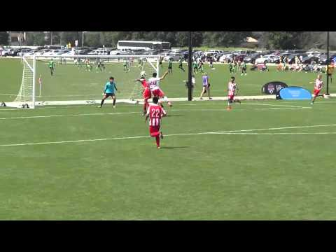 U-14 boys Super Group championship: Olympiacos vs. Maui United SC – National Cup XIV Finals
