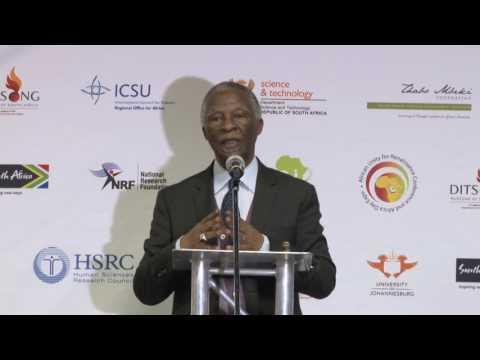 Dr Thabo Mbeki Africa Day ADWA