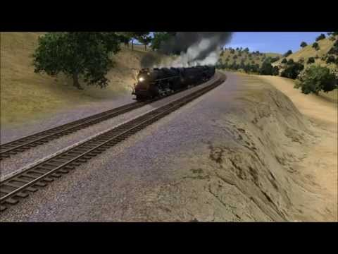 Im In A Hurry (NKP And PE Tribute) Trainz 12