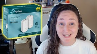TP-LINK POWERLINE ADAPTER SETUP AND REVIEW 2019
