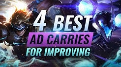 4 Champions You MUST LEARN To Improve as ADC - League of Legends Season 9