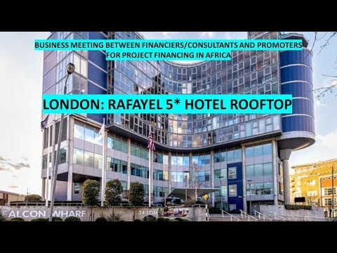 ISG London Meeting Video Hotel Rafayel