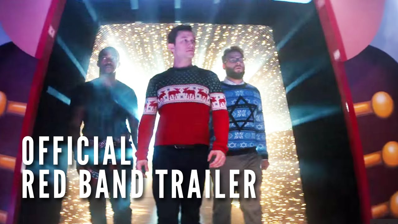 The Night Before - Official Red Band Trailer (ft. Seth Rogen) - YouTube