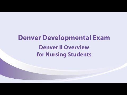 Denver II Overview for Nursing Students
