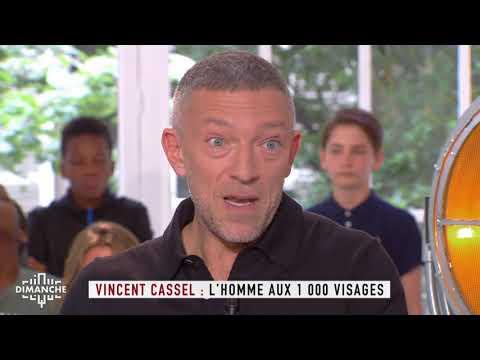Vincent Cassel : L'homme aux 1000 visages - Clique Dimanche du 17/06 - CANAL+