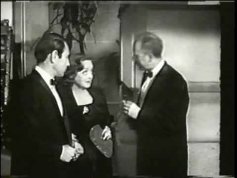 """BETTE DAVIS & GARY MERRILL """"THE STARMAKER"""" 1958 (1/3)"""