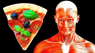 What If You Only Ate Pizza for a Year?