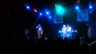 Invictus Tour 2012 Endlich Helden [Fard mit Alina] Live @ Zeche, Bochum. 19.02.2012.avi