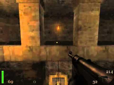 Download Return to Castle Wolfenstein (PC) Mission 2: Dark Secret Part 3: Crypt