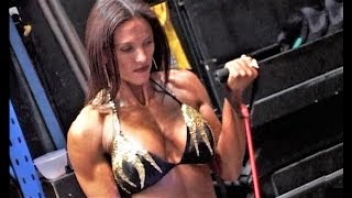 NABBA World Championship 2004 - Women's Pump Room