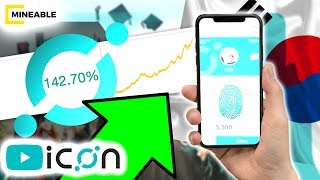 Why Is ICON ICX Exploding? Real Life Example of Blockchain Adoption in South Korea | iconTV