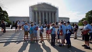 Supreme Court Rules on Voting Rights Act of 1965