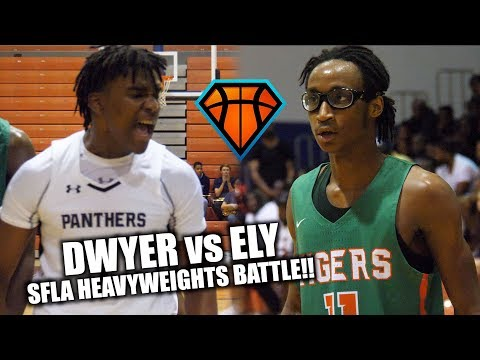 SURVIVE & ADVANCE!! Michael Forrest's Drops 38 in BATTLE of SFLA HEAVYWEIGHTS  Ely vs Dwyer