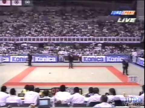 JUDO 1995 World Championships Chiba / Tokyo (1)
