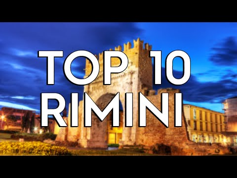 ✅ TOP 10: Things To Do In Rimini