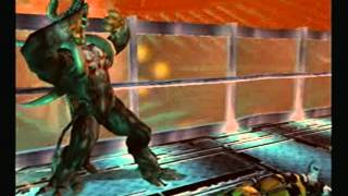 Bloody Roar: Primal Fury - Cronos 2/2