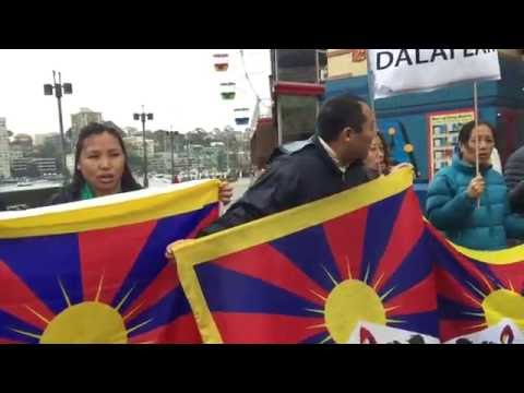 His Holiness the 14th Dalai Lama arrived in Sydney and a warm welcomed by Sydney Tibetan Community