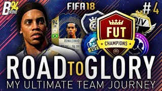 FIFA 18 RTG - #4 - Squad Battles! - My Ultimate Team Journey thumbnail