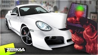 I CLONED a Car Key To STEAL a $100,000 CAR (Thief Simulator #9)