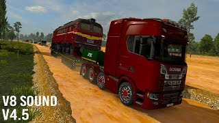 "[""Scania NextGen Real V8 Sound v 4.5"", ""ets2"", ""euro truck simulator 2"", ""scania"", ""mods"", ""v1.35"", ""ets2 1.36"", ""free"", ""let's play"", ""ets2 mods"", ""ets2 1.36 beta"", ""ets2 1.36 mods"", ""ets2 gameplay"", ""ets2 1.35 sound mod"", ""ets2 1.36 update"", ""ets2 sound"