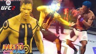 Naruto Uzumaki Joins The UFC! EA Sports UFC 2 Ultimate Team Gameplay Creation