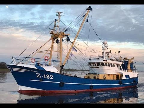 Z182 ''Hennie'' Fishing On Langoustines