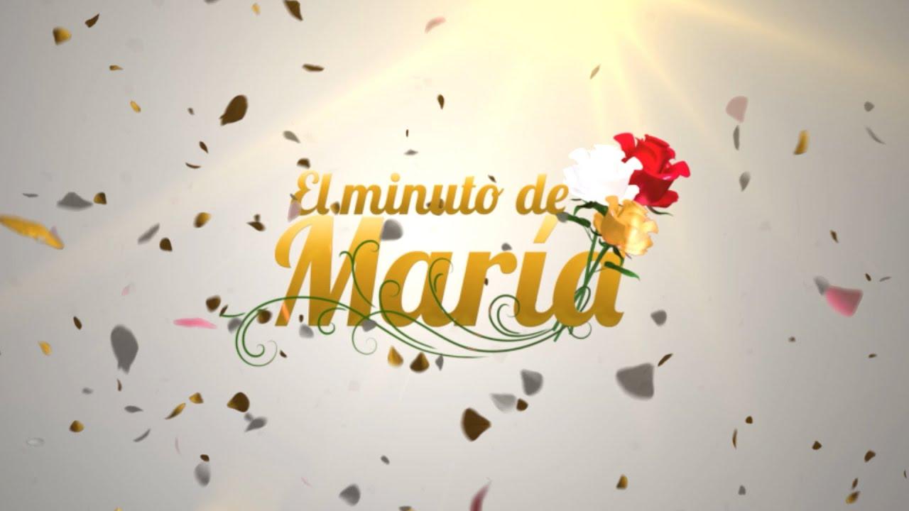 Un Minuto Con María (14 de Agosto) - Padre Bernardo Moncada