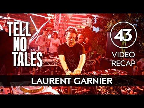 43 Degrees Recaps: Laurent Garnier @ Tell No Tales Sydney 2018