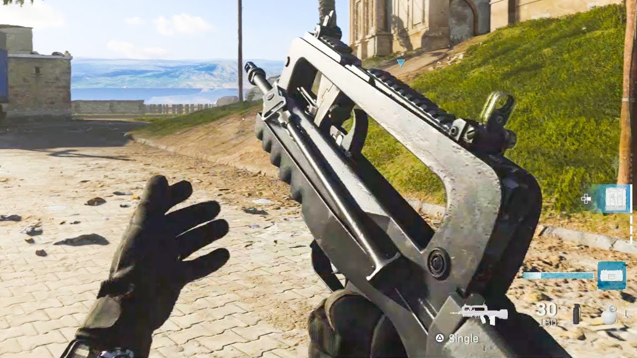 NEW FAMAS GAMEPLAY - Call of Duty Modern Warfare Multiplayer Gameplay thumbnail